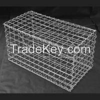 Factory Supply Galvanized Welded Gabion Basket