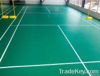 Indoor Badminton Sport Court PVC Flooring