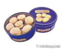 300g Traditional Danish Butter Cookies