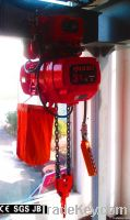 KIXIO 1t electric chain hoist