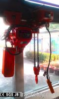 KIXIO 2t electric chain hoist