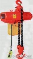 KIXIO 5t electric chain hoist