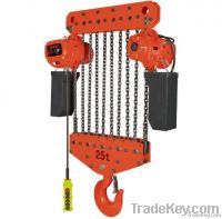 KIXIO 20t electric chain hoist