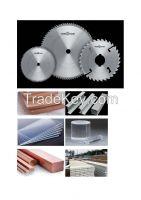 Tungsten Carbide Tipped(TCT) Circular Saw Blades