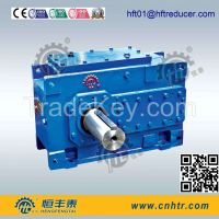 Helical bevel HH,HB gearbox for mining ball mill, powder grinding,sand washer,mixer agitator