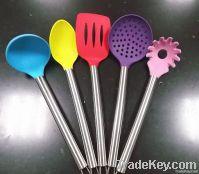 5pcs silicone cooking tool set