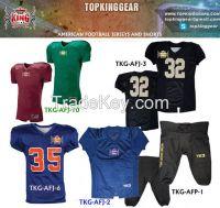 Custom Design American Football Jersey, American Football Uniforms