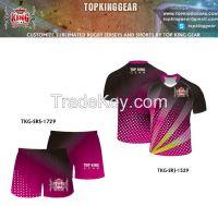 2015 Custom American Sublimation Rugby Shirt/ Rugby Uniform