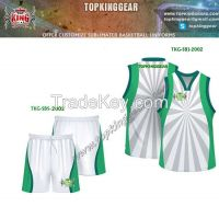 2015 Custom Sublimated Basketball Jerseys And Shorts