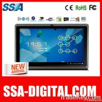 "promotion Q88 A13 7""tablet pc"
