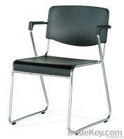 Office Chair  Black Plastic Hcc27 $28