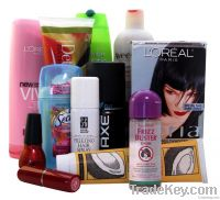 Cosmetics & Beauty Products