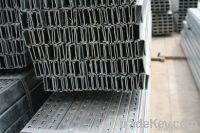 hot dip galvanized steel angles,