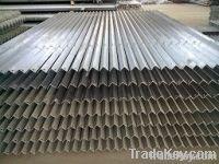 hot dip galvanized steel angles,