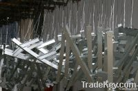 hot dip galvanized structure steel