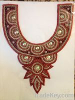 Hand Made Lace, Fancy Lace, Neck, Bunch