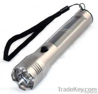 solar led flashlight suppliers