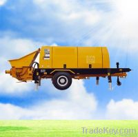 professional manufacturer of HBT series concrete pump for sale in USA,