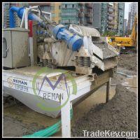 drilling fluid sludge treatment