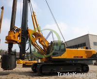 high quality hydraulic rotary drilling rig, construction machinery