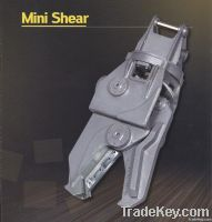 Excavator Shear