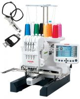 Single Head Four Needle Embroidery Machine