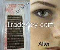Faux Mink Eyebrow Extensions