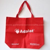 recyclable eco-friendly promotional non woven shopping bag