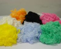 Colorful Polyester Staple Fiber (Dyed PSF)