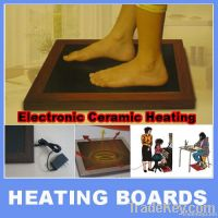 Electronic Heat Conductive Ceramics Heating Board Feet Warming System