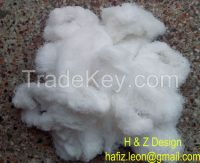 Nylon yarn waste PA6