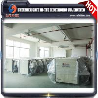 Hotel using x-ray parcel scanner, X-RAY baggage scanner, x-ray security inspection machine SA6550