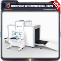 SAFE HI-TEC airport x-ray luggage scanner, security x-ray screening machine