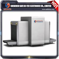 Dual-view x-ray cargo scanner , hold baggage inspection equipment for airport SAFE HI-TEC