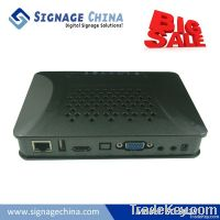 SC-8018 Network Digital Signage Media Pl