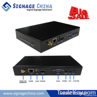 SC-8028 Network Digital Signage Media Pl