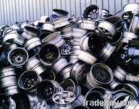 Alloy Wheel Scrap