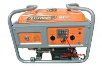 Hot sale! electric generator with digital displayer