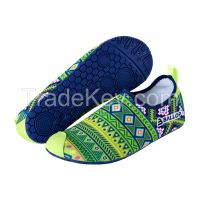 APACHE GREEN - SKIN FIT SHOES