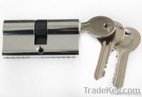 aluminum cylinder lock