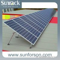 Adjustable Solar Mounting Brackets