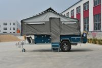 Forwarding Camper Trailer