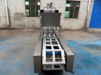 Automatic lunch box packing machine