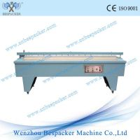QD-A1200 Stand type pneumatic foot heat sealing machine for aluminum foil bags