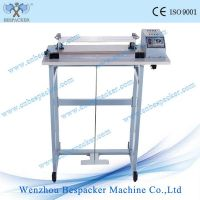 SF series foot operated sealing machine with cutter