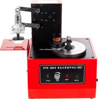 SYM-160F desktop electrical round plate pad printing machine