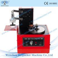 SYM-160F desktop electrical round plate pad printing machine