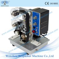 HP-241B printing 3 lines hot stamping date coding printing machine