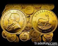 Gold 1oz Kugerrand