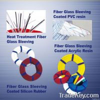 pvc E-glass sleevings